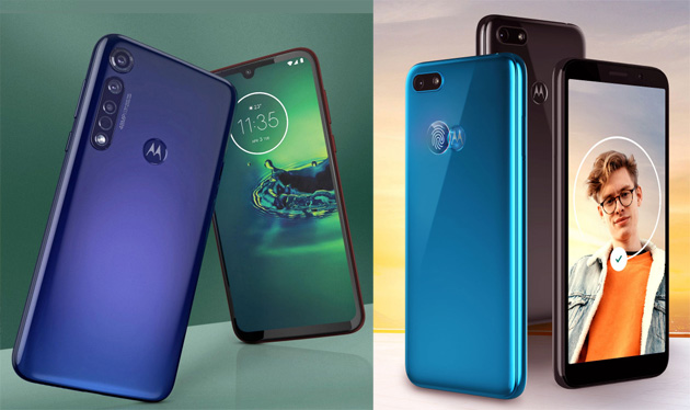 Motorola Moto E6 Play e G8 Plus ufficiali in Italia