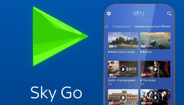 Sky Go si aggiorna con navigazione semplificata, suggerimenti personalizzati e supporto Sky Q Platinum