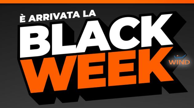 Black Week 2019 di Wind e 3: le offerte migliori per Black Friday