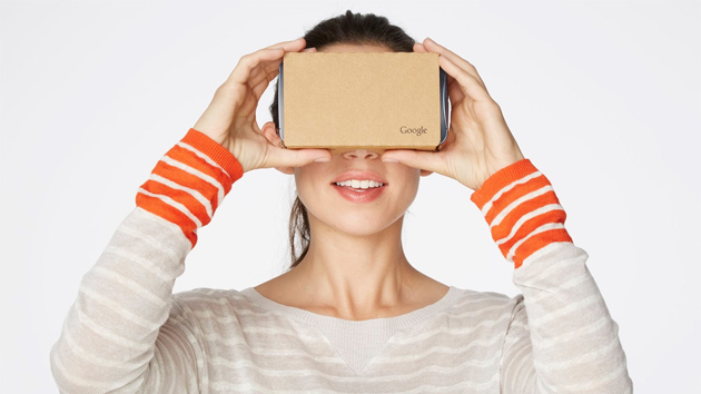 Google Cardboard diventa Open Source