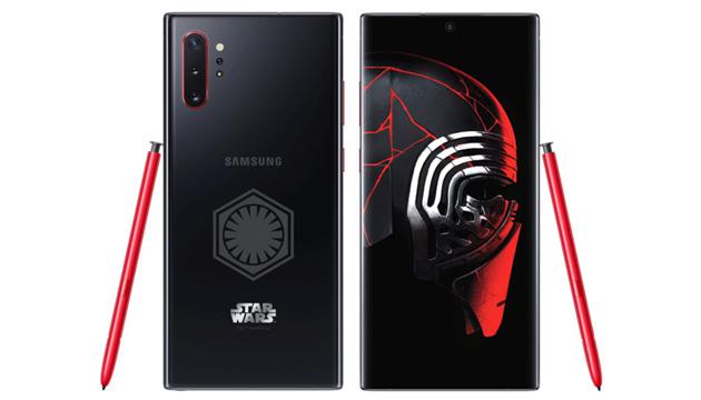 Samsung Galaxy Note10 Plus Star Wars Special Edition annunciato