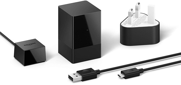 Amazon Fire TV Blaster aggiunge il controllo vocale a TV, Soundbar, e Home Theater