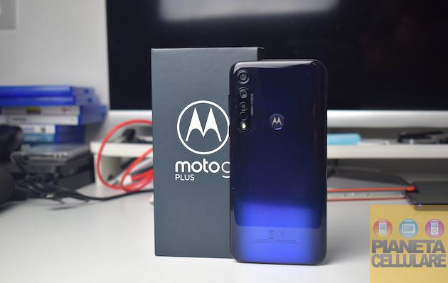 Recensione Motorola Moto G8 Plus: Snapdragon 665 e tante fotocamere