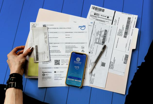 EasyPol, con un click sullo Smartphone si pagano multe e tributi