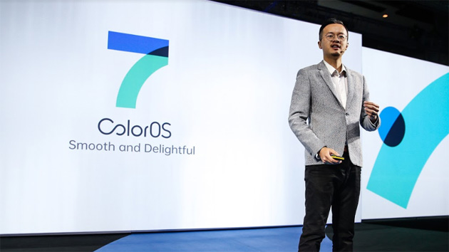 Oppo ColorOS 7 basato su Android 10 ufficiale