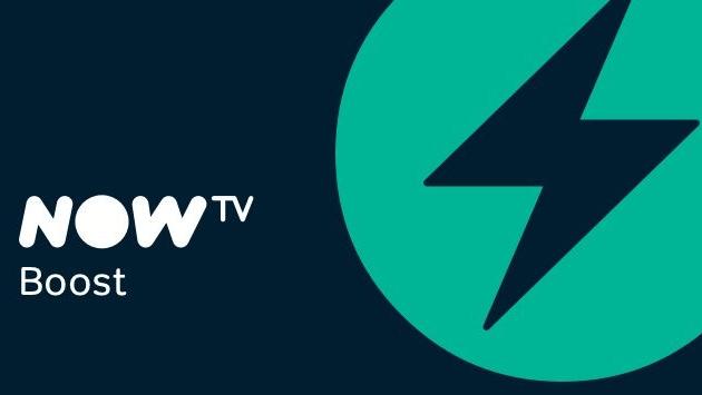 NOW TV Boost abilita video 1080p, audio Dolby 5.1 e terza visione - ma solo in UK