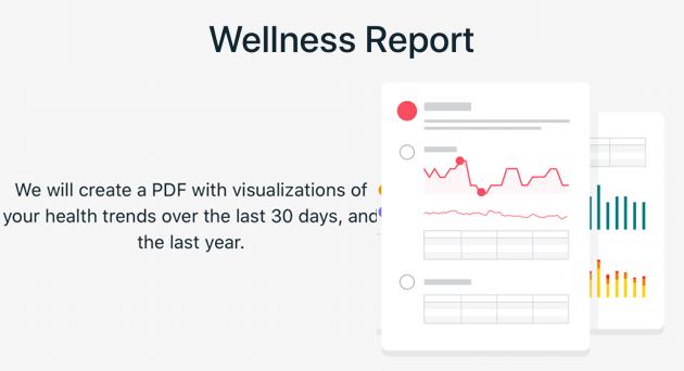 Fitbit presenta il nuovo Wellness Report