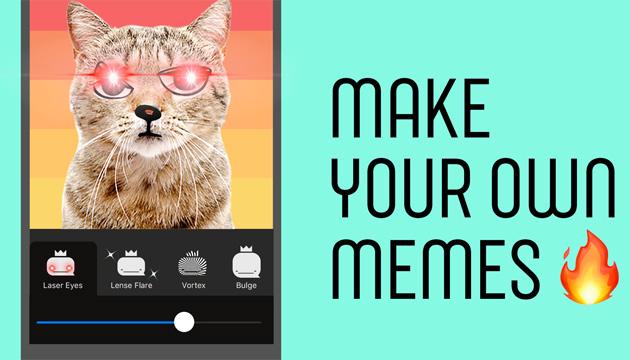 Whale, app da Facebook per creare meme