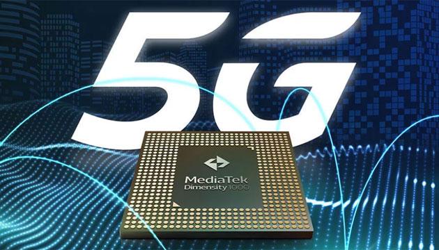 MediaTek annuncia Dimensity, linea di chipset 5G per smartphone premium e di punta