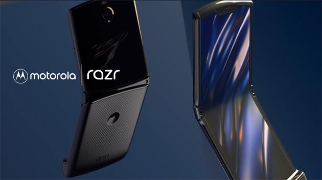 Da Motorola nuovo smartphone pieghevole il 9 settembre