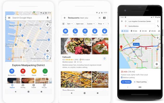 Google Maps fa eliminare dalla Timeline dati in massa