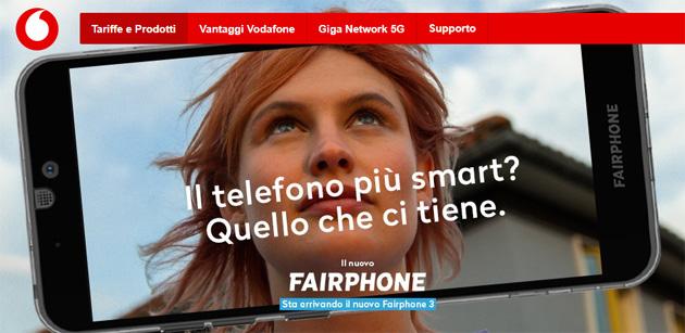 Fairphone 3, telefono modulare dura nel tempo in Italia con Vodafone: i Prezzi