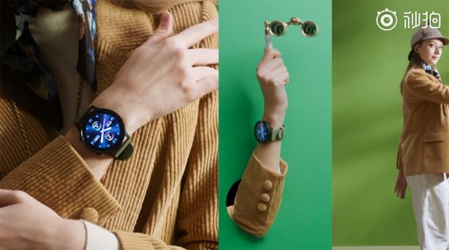 Xiaomi Watch Color con design circolare in arrivo