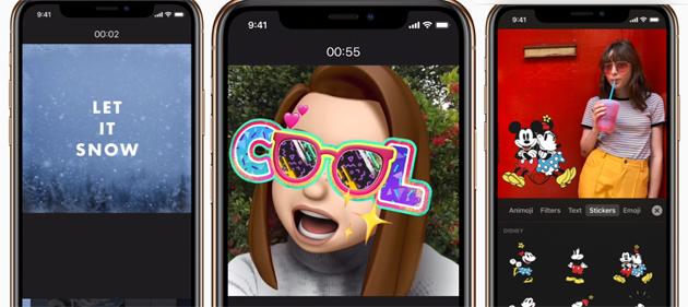 Apple Clips ora con Memoji e Animoji, nuovi adesivi Disney e altro ancora