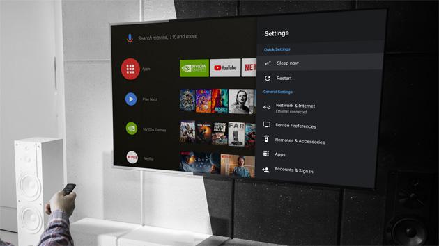 Google rilascia Android 10 per Android TV