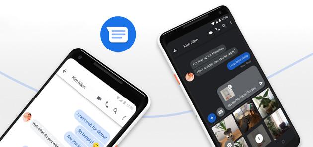 Google introduce gli SMS verificati e la protezione da spam in Messaggi