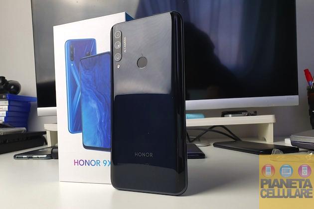Recensione Honor 9X, concreto e con fotocamera a scomparsa