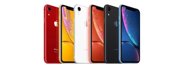 iPhone XR lo smartphone piu' venduto del 2019 al terzo trimestre, secondo CR
