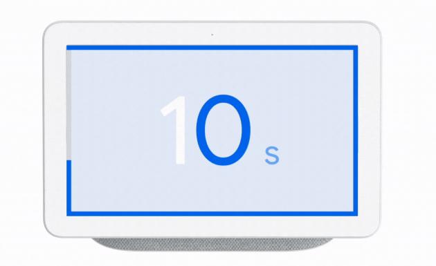 Google Nest Hub con display ora con rilevamento ad ultrasuoni