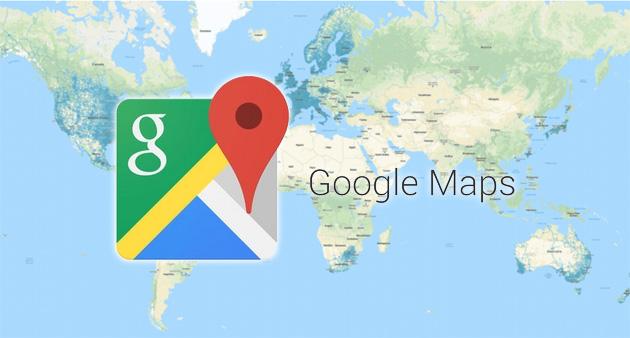 Foto Google Maps migliora visivamente con piu' colori e dettagli