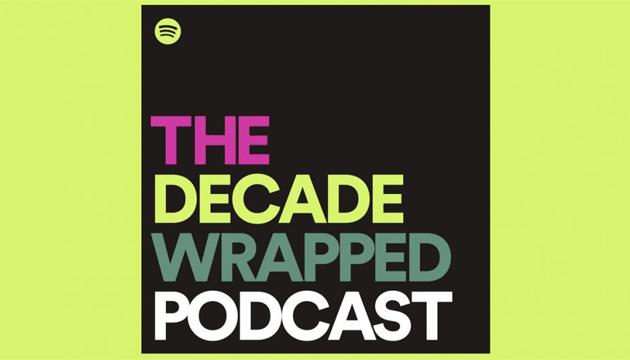 Spotify riassume il decennio 2010-2019 in The Decade Wrapped