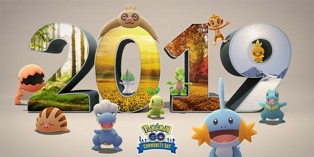 Pokemon GO: gli eventi migliori del 2019