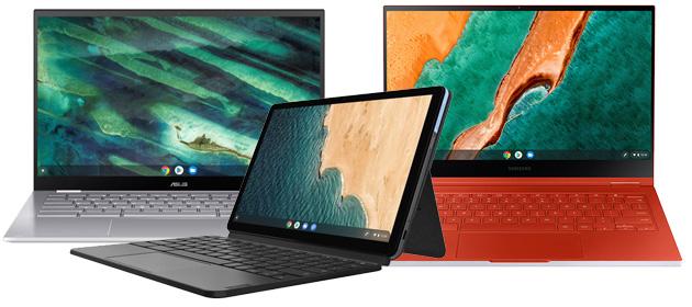 Dal CES 2020 i nuovi Chromebook Samsung Galaxy, Lenovo IdeaPad Duet e Asus Flip C436
