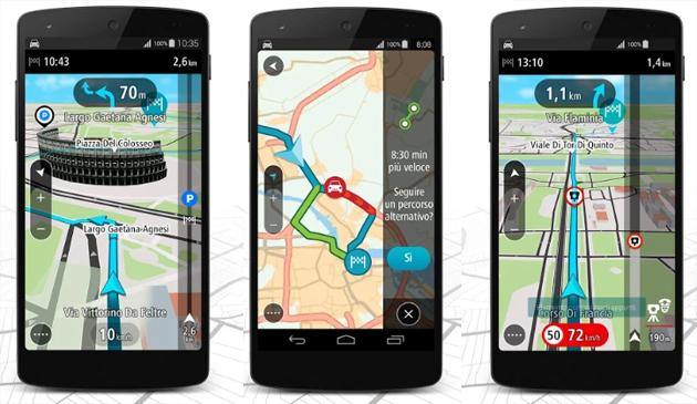 Huawei, TomTom al posto di Google Maps nei nuovi Telefoni?