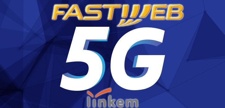 Fastweb e Linkem realizzano reti 5G FWA per connettere fino ad 1 Gigabit le aree grigie