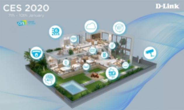 I nuovi prodotti D-Link dal CES 2020