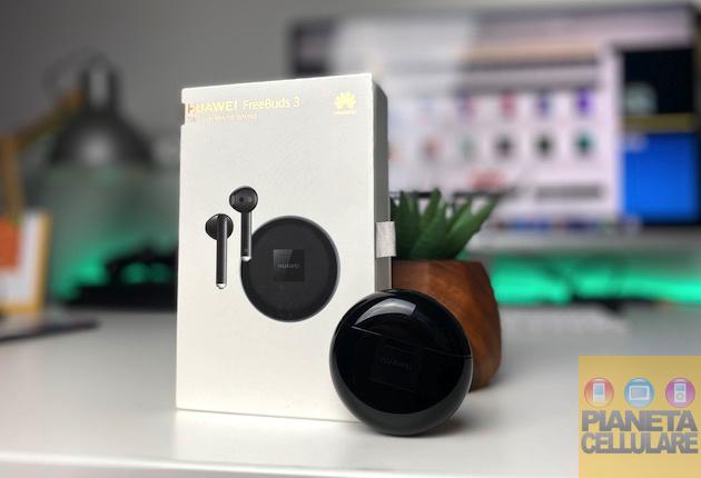 Recensione Huawei FreeBuds 3, le migliori cuffie on-ear senza fili