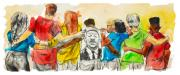 Foto Google doodle per il Martin Luther King Jr. Day 2020