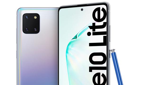 Samsung Galaxy Note10 Lite disponibile in Italia, anche a rate con 3