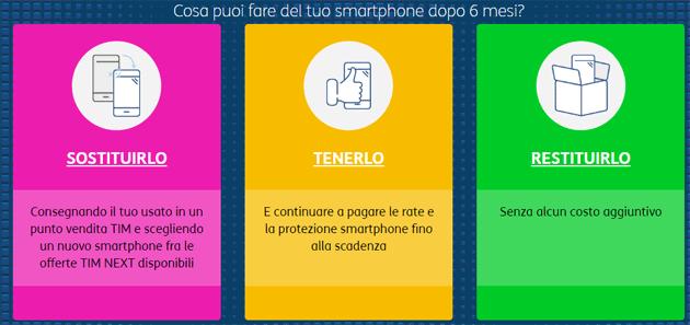 TIM Next per cambiare smartphone ogni 6 mesi: iPhone 12 in catalogo