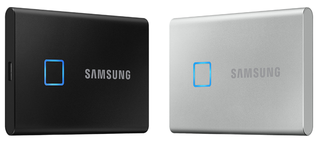 Samsung lancia SSD portatile con lettore di impronte digitali per mantenere al sicuro i file archiviati