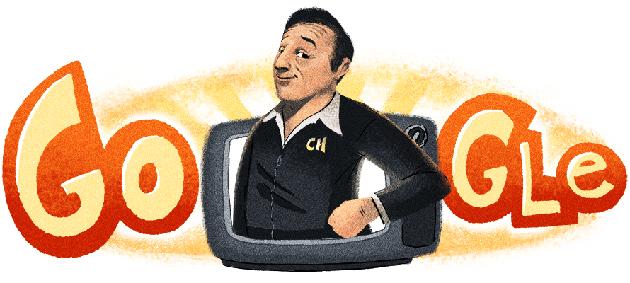 Google dedica doodle a 'Chespirito' nato 91 anni fa