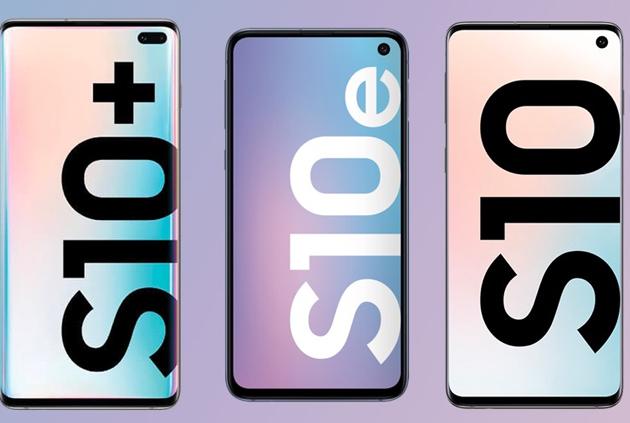 Samsung Galaxy S10, S10e, S10 Plus scontati di oltre 50 per cento con Vodafone Happy Black