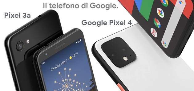 Google Store sconta Pixel 3a e Pixel 4 per San Valentino