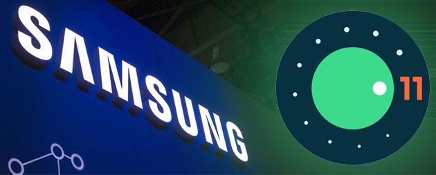 Andorid 11 sugli smartphone Samsung potrebbe arrivare prima del previsto