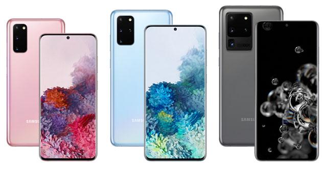 Samsung Galaxy S20, S20 Plus e S20 Ultra ufficiali: Specifiche, Foto, Video e Prezzi in Italia