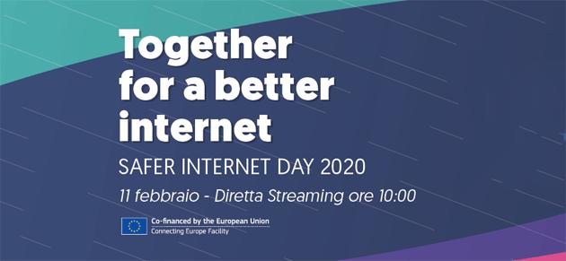 Safer Internet Day 2020: Insieme per un internet migliore