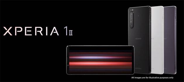 Sony Xperia 1 II con 5G, scatto continuo a 20fps, display 4k HDR e ricarica rapida in Italia: Preordini aperti con Cuffie in regalo