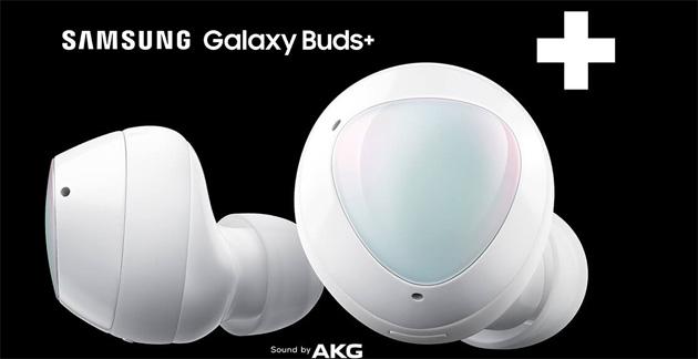 Samsung Galaxy Buds Plus disponibili Italia