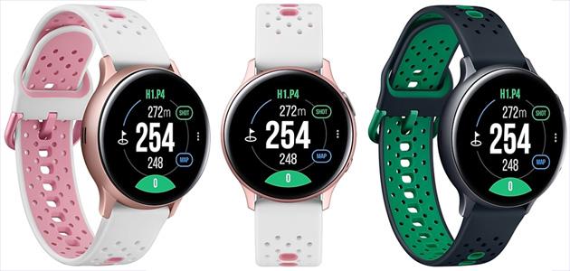 Samsung Galaxy Watch Active2 Golf Edition lanciato in Corea