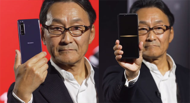 Sony Xperia 1 II, Xperia 10 II e Xperia PRO il Top per chi ama la Fotografia e i Creatori di Video professionisti