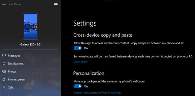 Il Tuo Telefono da Samsung Galaxy S20 e Z Flip introduce nuove funzioni