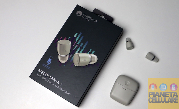 Recensione auricolari Melomania 1 by Cambridge Audio