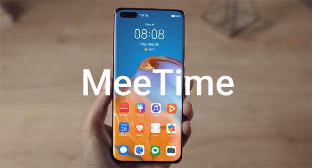 Huawei presenta MeeTime, app per videochiamate in alta qualita' concorrente a Google DUO