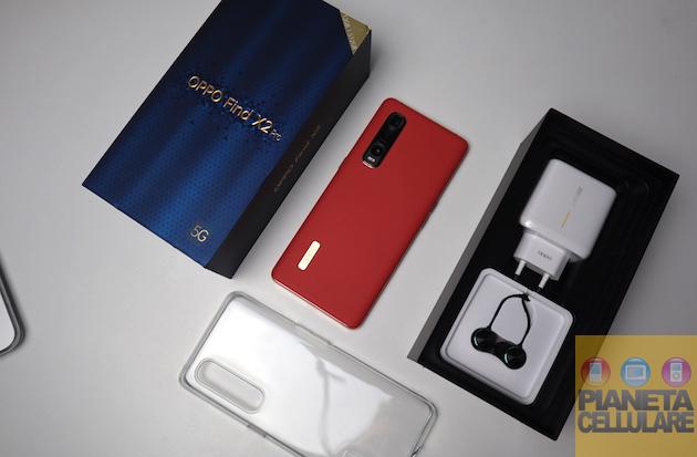 Recensione OPPO Find X2 Pro: 5G, ricarica a 65W e display a 120Hz