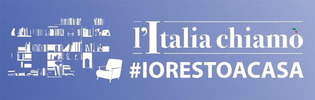 L'Italia Chiamo': Maratona Web per raccontare l'Emergenza Coronavirus COVID-19 - il 13 marzo per 18 ore